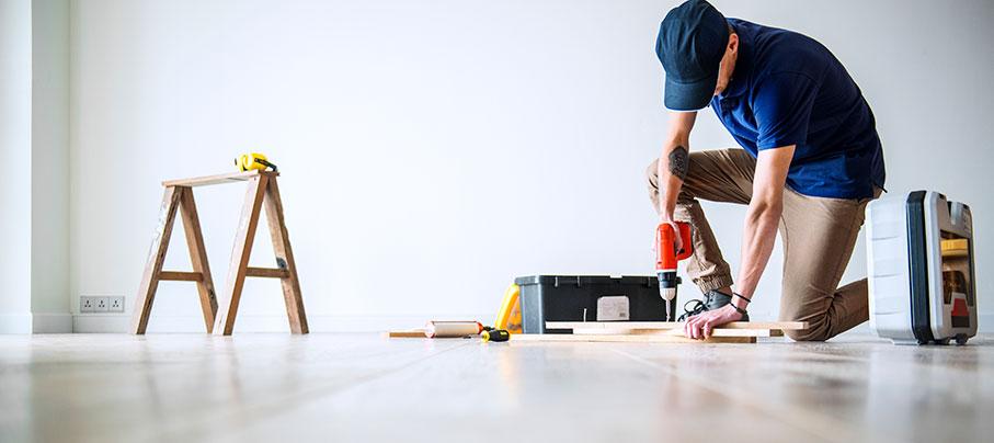 Golvläggare – Ett framtidsyrke